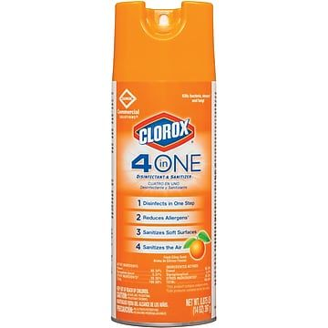 Clorox Commercial Solutions 4 In One Disinfecting Cleaner 14