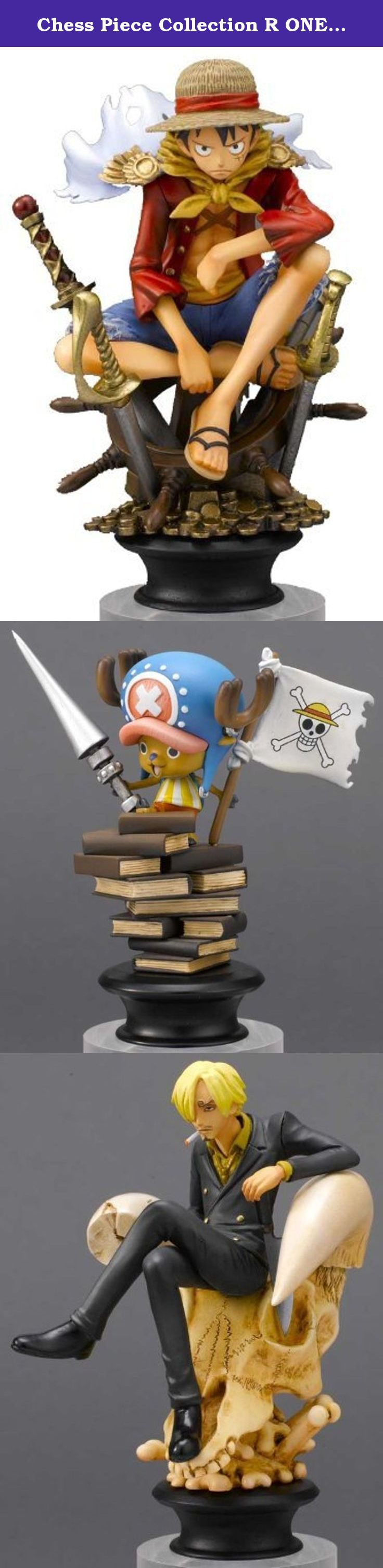 Chess piece collection r onepiece vol1 box its