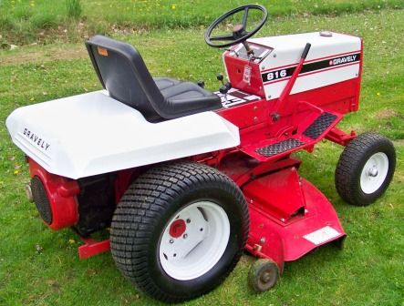 now got a Second Gravely - 816 - Gravely Tractor Forum