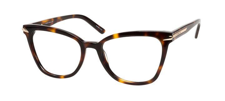 c2b414c524 product image of Kam Dhillon Schiffer-55 Purple Glasses Online