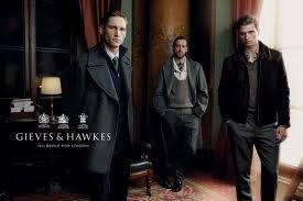 Gieves and Hawkes, London.