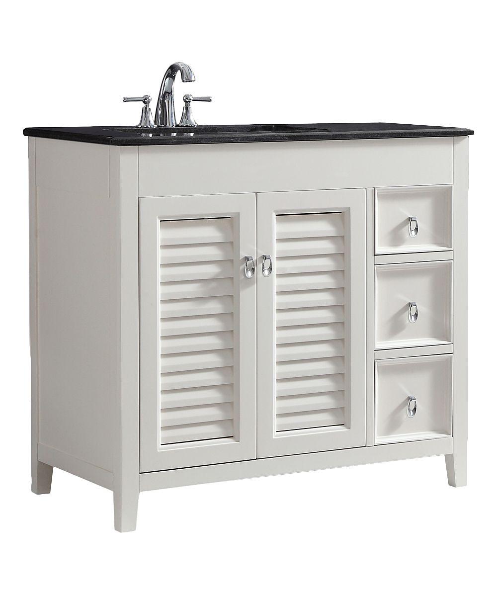 36 Adele Left Offset Bath Vanity Products Single Bathroom Vanity Vanity Best Bathroom Vanities