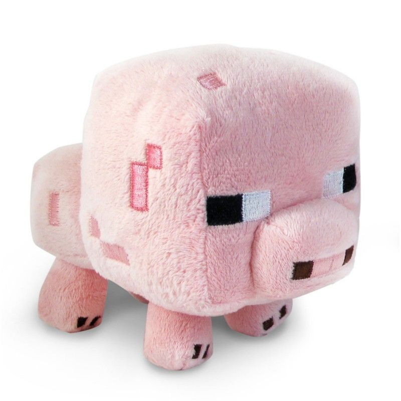 Cochon minecraft peluche | Jouets | Pinterest