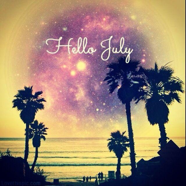 #καλημερα #καλο #μηνα #good #morning #hello #july! Idea