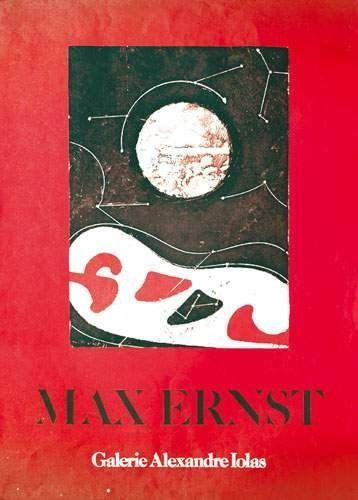 Max Ernst At Galerie Alexandre Iolas Com Imagens