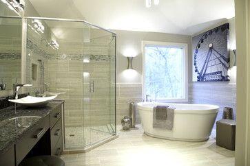 bath chesterfield, mo - contemporary - bathroom - st louis