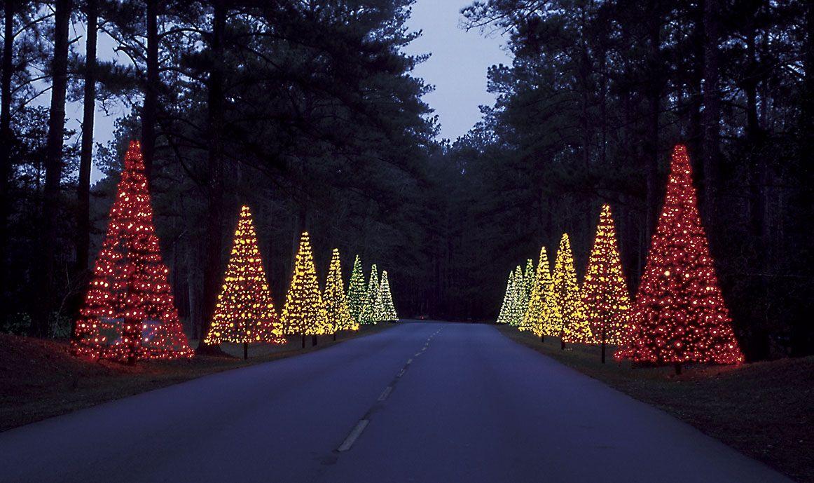 Callaway Gardens -Pine Mountain, GA - Fantasy in Lights