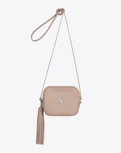 a070ed5072 SAINT LAURENT MONOGRAM SAINT LAURENT BLOGGER BAG ROSA CIPRIA IN PELLE