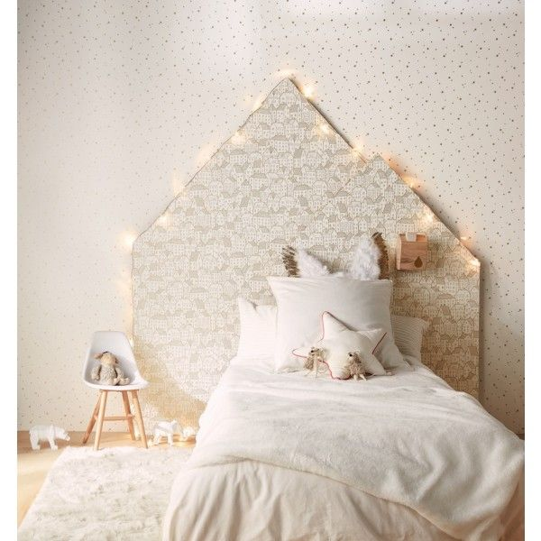 Maison or - Collection Pretty Lili de Casélio Kids rooms