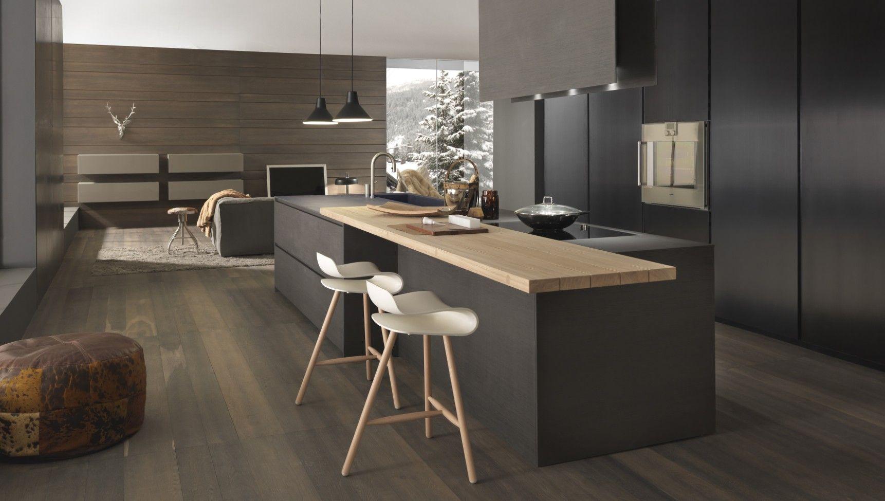 Modulnova Blade Kitchen available from DesignSpaceLondon www ...