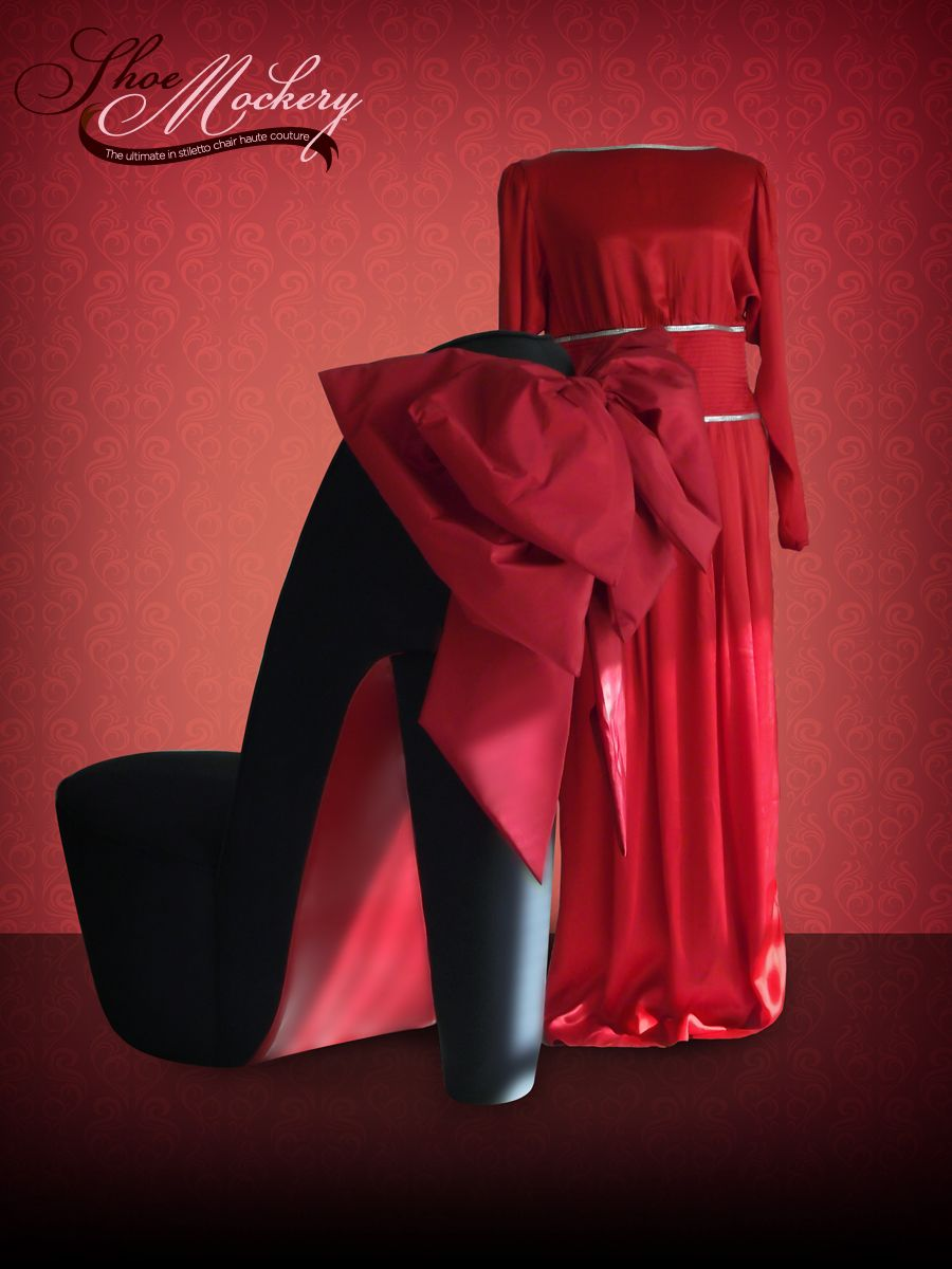 Stiletto shoe chair - Can You Imagine Having A High Heel Shoe Chair That Is Designer Quality Even