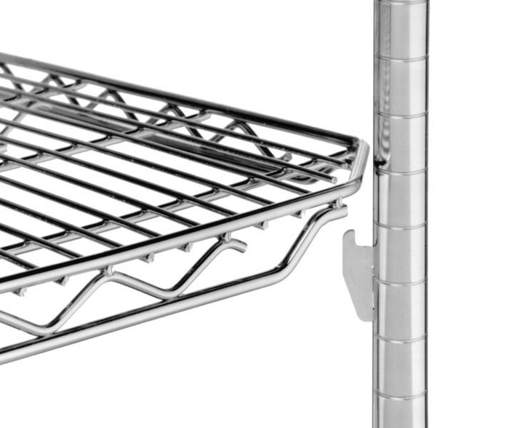Replacement Qwikslot Clips 4 Pack Wire Shelving Shelving