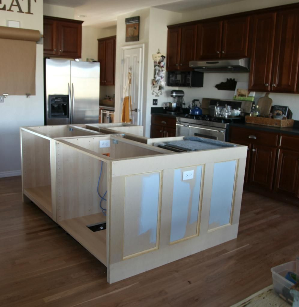 Kitchen Sink Quit Working: When We Made The Decision To Rip Out Our Existing Island