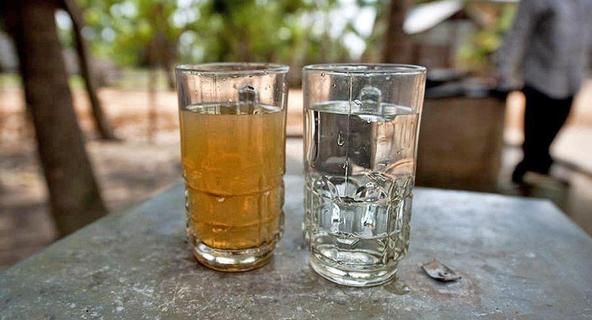 Estudiante inventa una máquina que produce agua potable a bajo costo