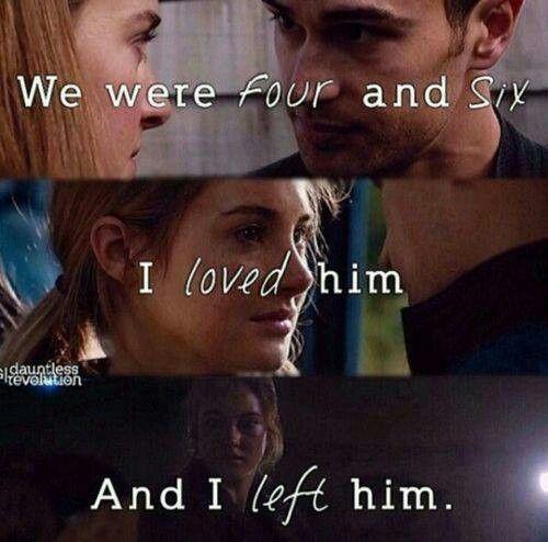 My heart  ~Divergent~ ~Insurgent~ ~Allegiant~
