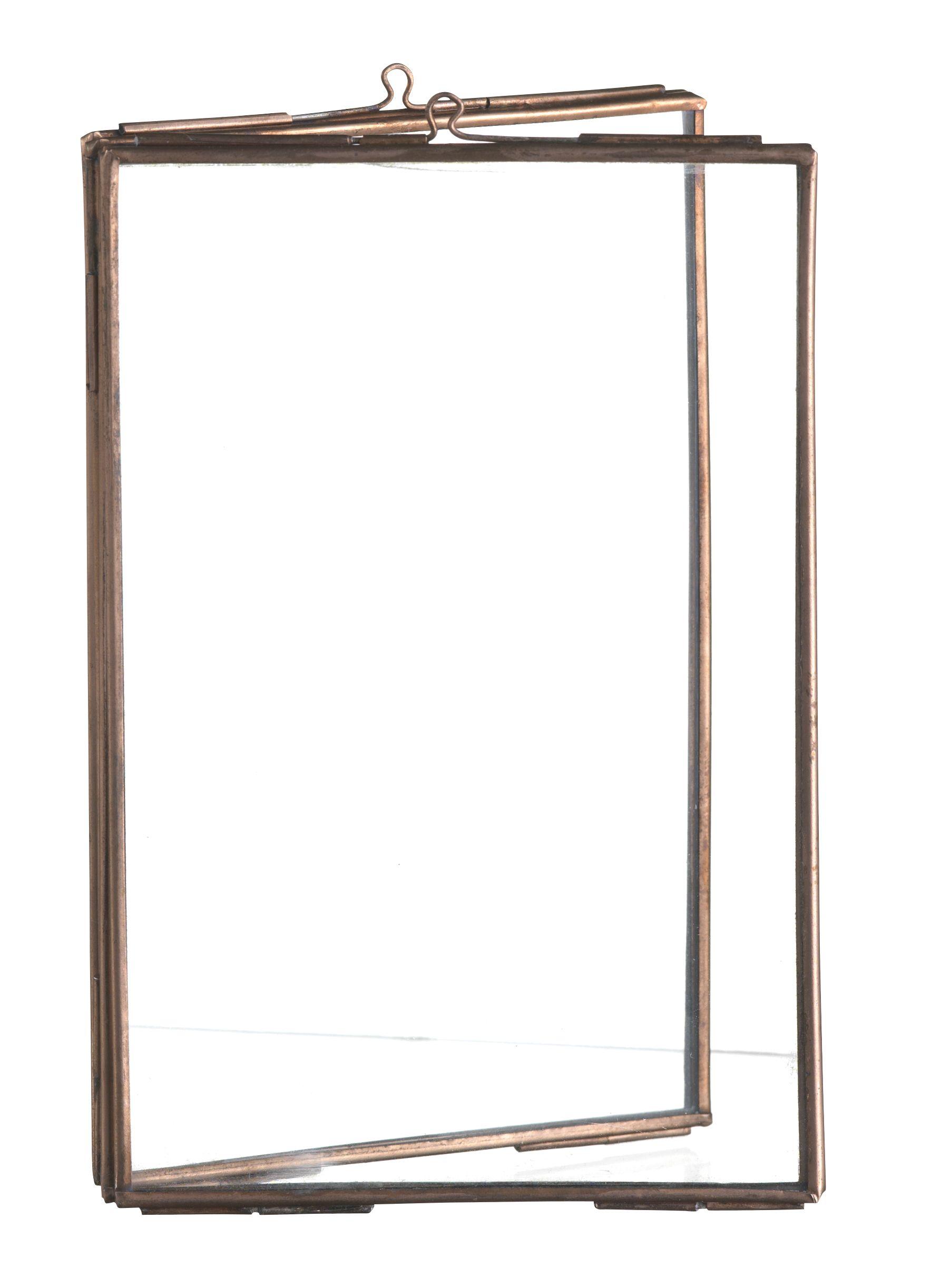 Bilderrahmen Glas/Metall Kupfer doppel | Wohnzimmer | Pinterest ...