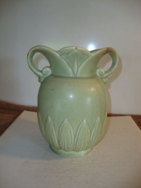 Antique Red Wing Pottery Vase Red Wing Pinterest Red Wing