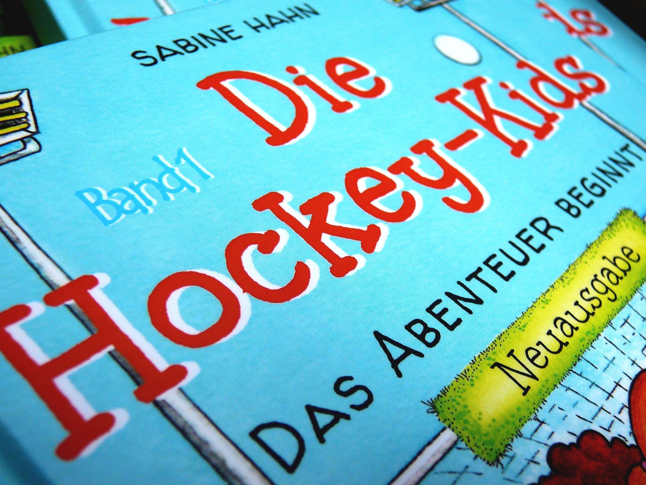 Die wunderbare Neuausgabe der Hockey-Kids
