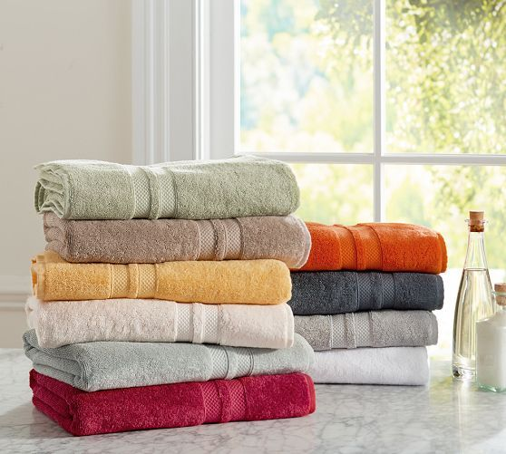 Pb Organic Towels Living