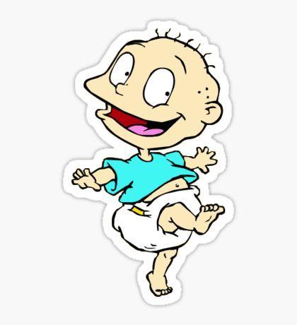 90s Nickelodeon: Stickers | Proyectos que intentar | Pinterest ...