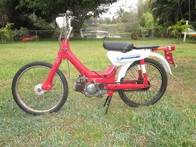 1970 Honda PC50 Vintage MOPED Scooter RUNS~PICK UP ONLY
