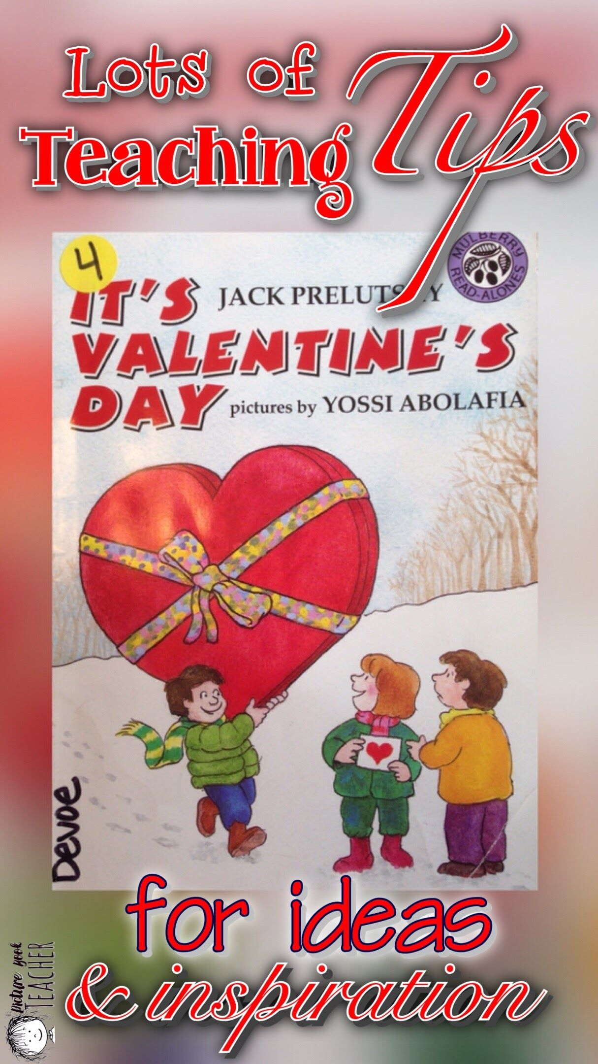 It S Valentine S Day By Jack Prelutsky