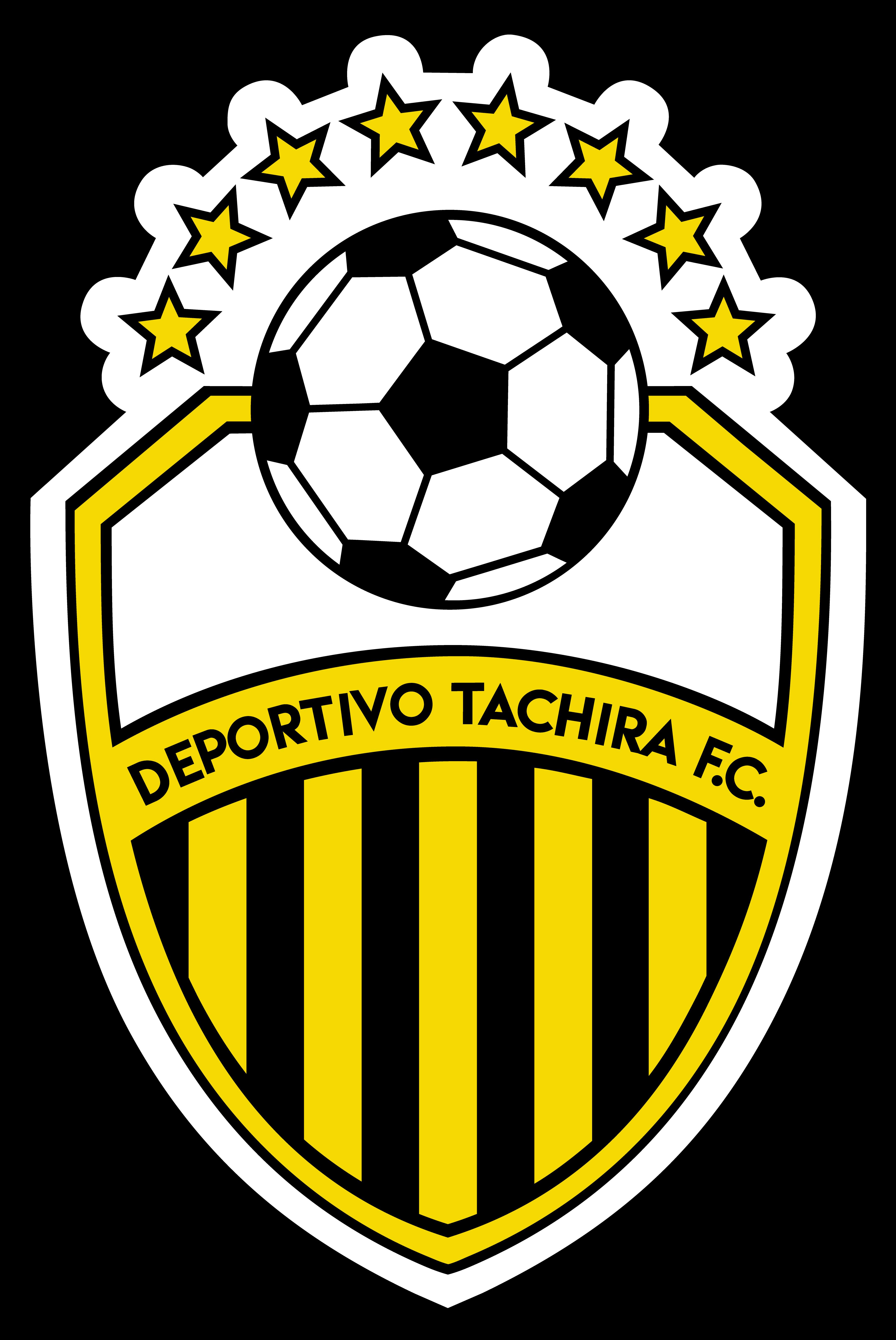 Deportivo Tachira Desain logo