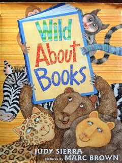 Fabulous 5th Grade Fun: Mentor Text ~~ Wild About Reading!