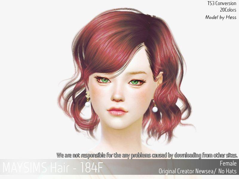 May Sims May 184f Hair Sims 4 Hairs Sims Sims 4 Sims 4 Update