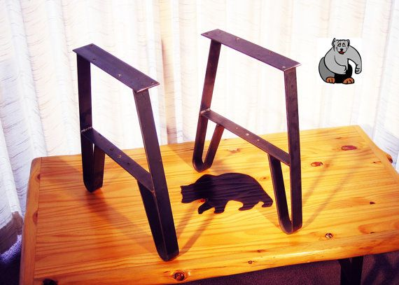 Metal Legs For Tables Coffee Cocktail Patio Tv Stand Indoor Or Outdoor 15 75 Inch High Unfinished 10 Metal Table Legs Metal Furniture Legs Furniture Legs