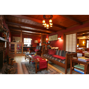 Japanese Influences Were Incorporated Into Craftsman Style By Custom