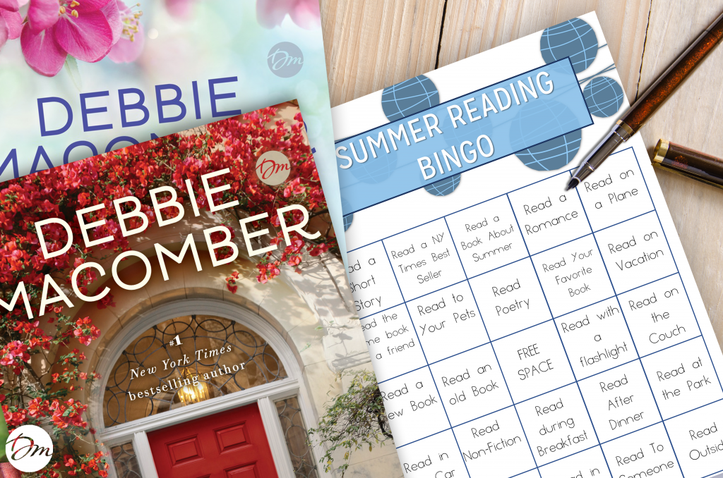Visit my website for a printable summer reading BINGO game