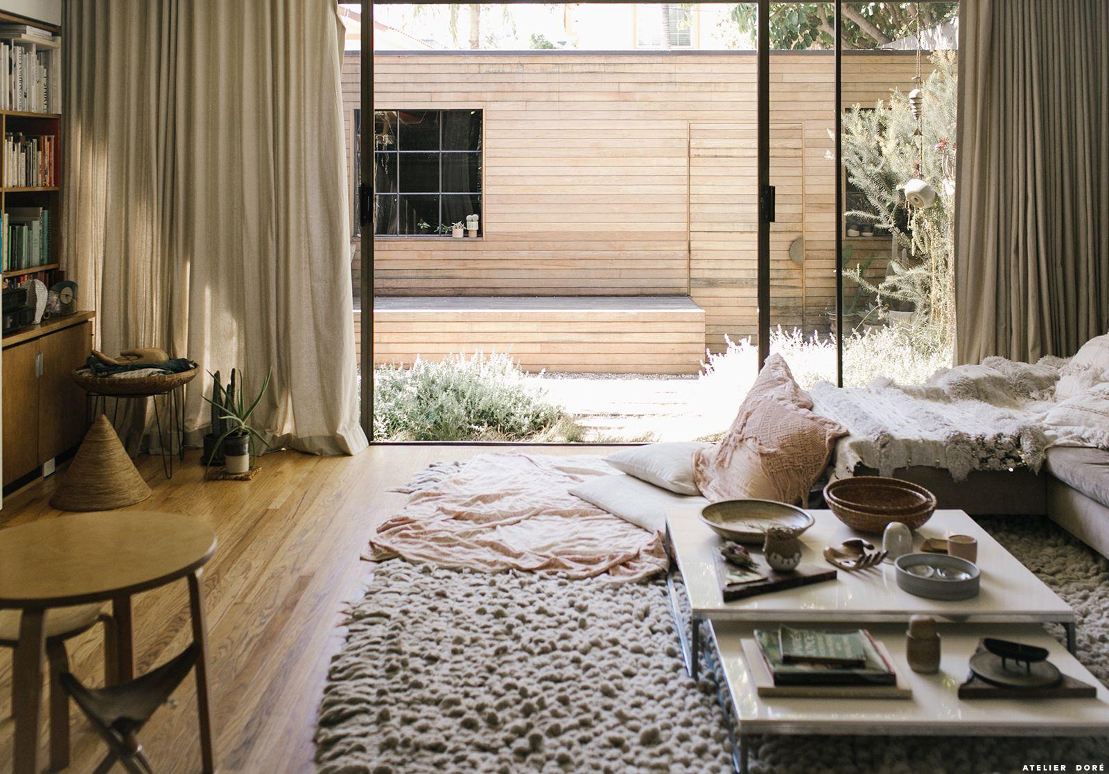 Home interior furniture hannah hendersonus modern bohemian home  shop tour  modern