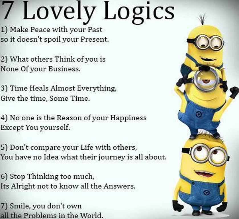 Funny minion quotes from despicable me October 2015 (01:12:41 AM, Monday 05, October 2015 PDT) – 10 pics