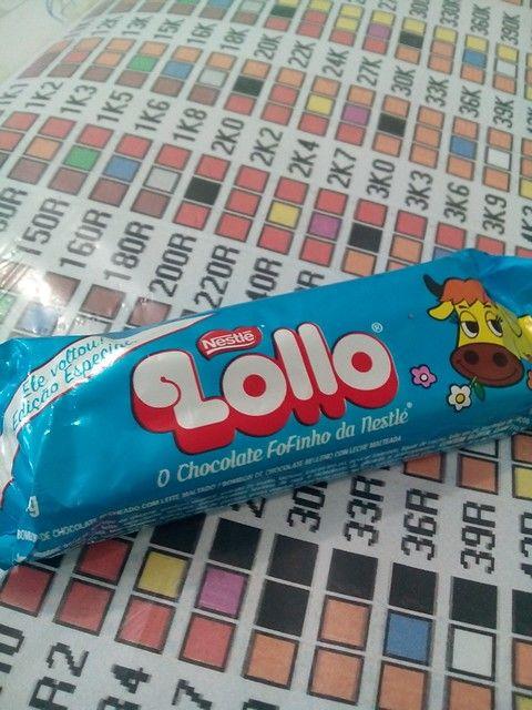 Nestlé Lollo - O Chocolate Fofinho da Nestlé.