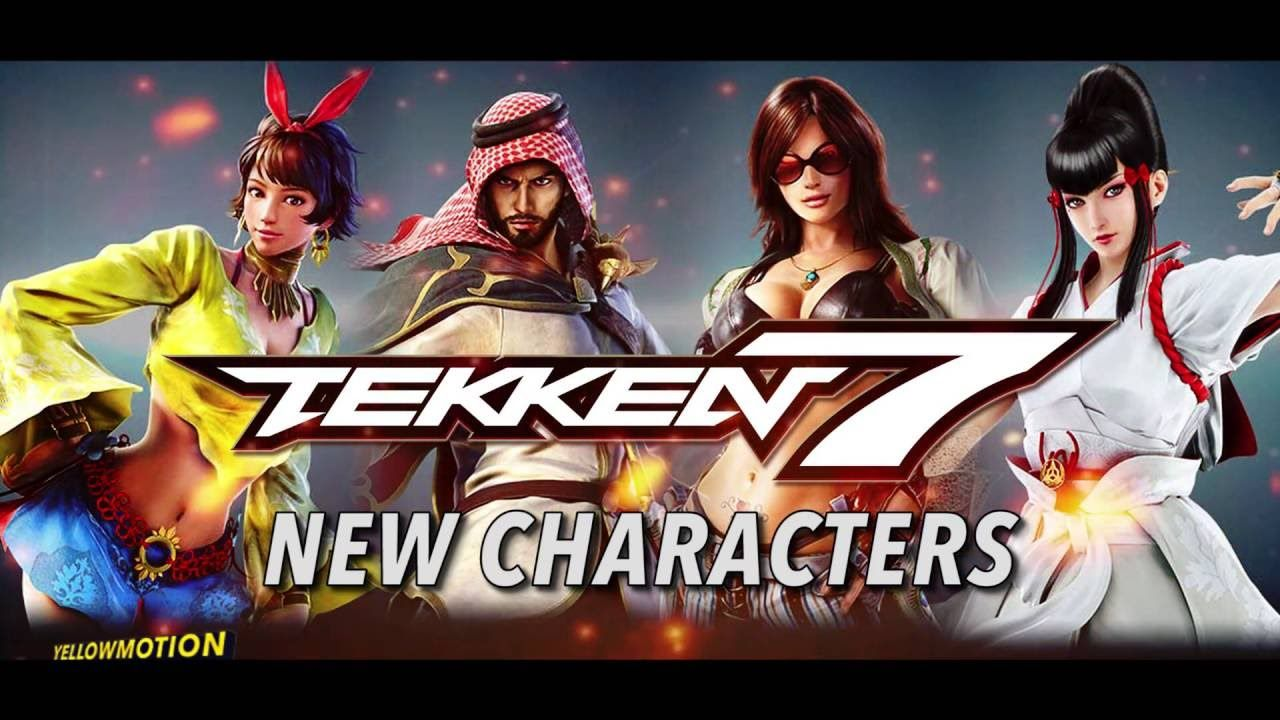 Let S Talk Tekken 7 New Characters Are Coming Full Roster