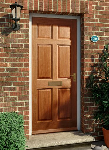 Manilla M Hardwood External Door Joinery External Doors