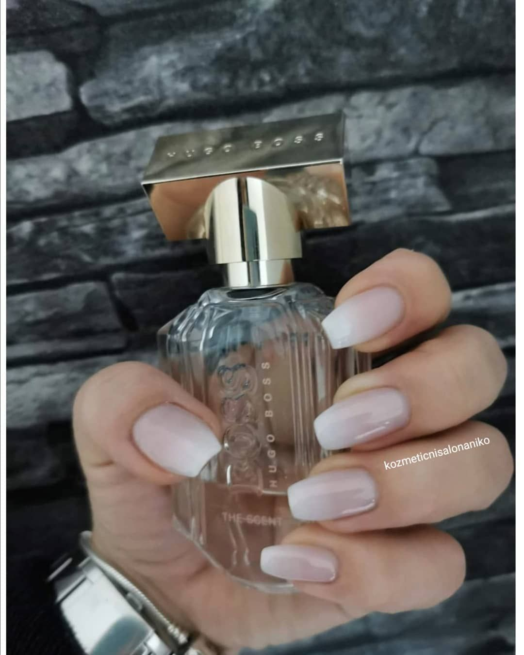 50 Awesome Coffin Nail Designs That You Flip For Coffin Nails Designs Swag Nails Gel Polish Manicure