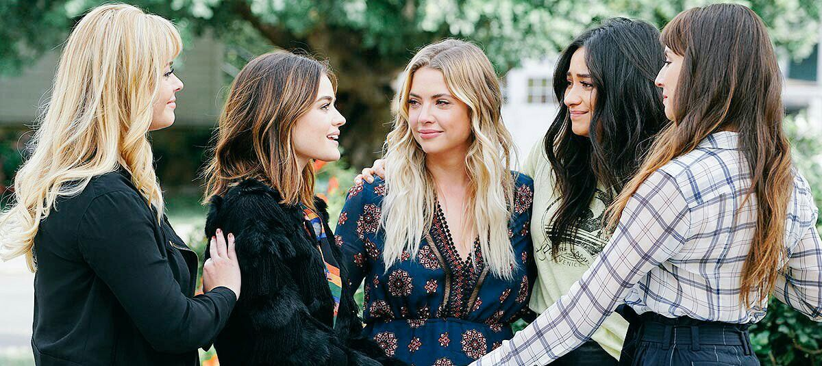 Pin by Alwaysmcollins on pll | Pretty little liars, Pretty ...