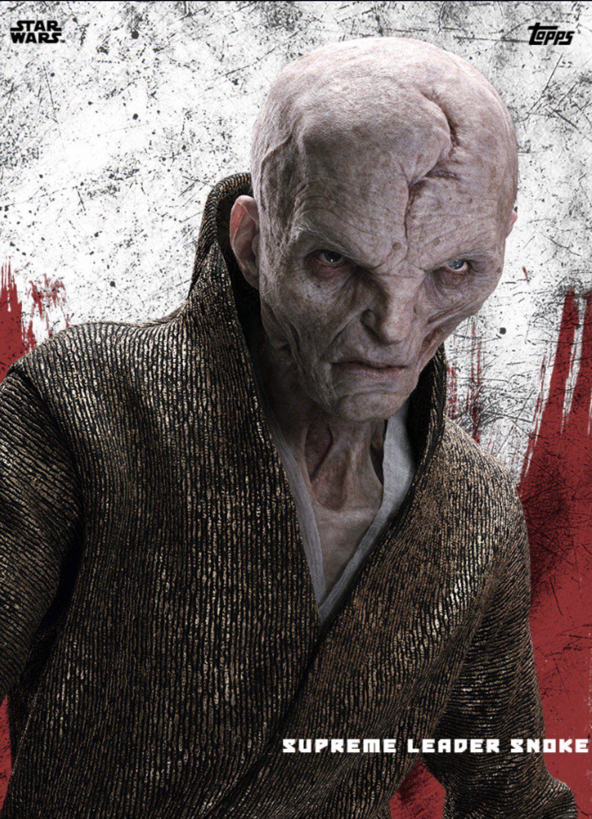 e9f1e4cad27a Supreme Leader Snoke Star Wars  The Last Jedi