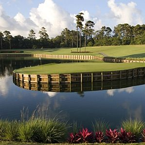 Tournament Players Club at Sawgrass, Jacksonville (Ponte Vedra Beach) I'd love to live in Ponte Vedra later in life :)