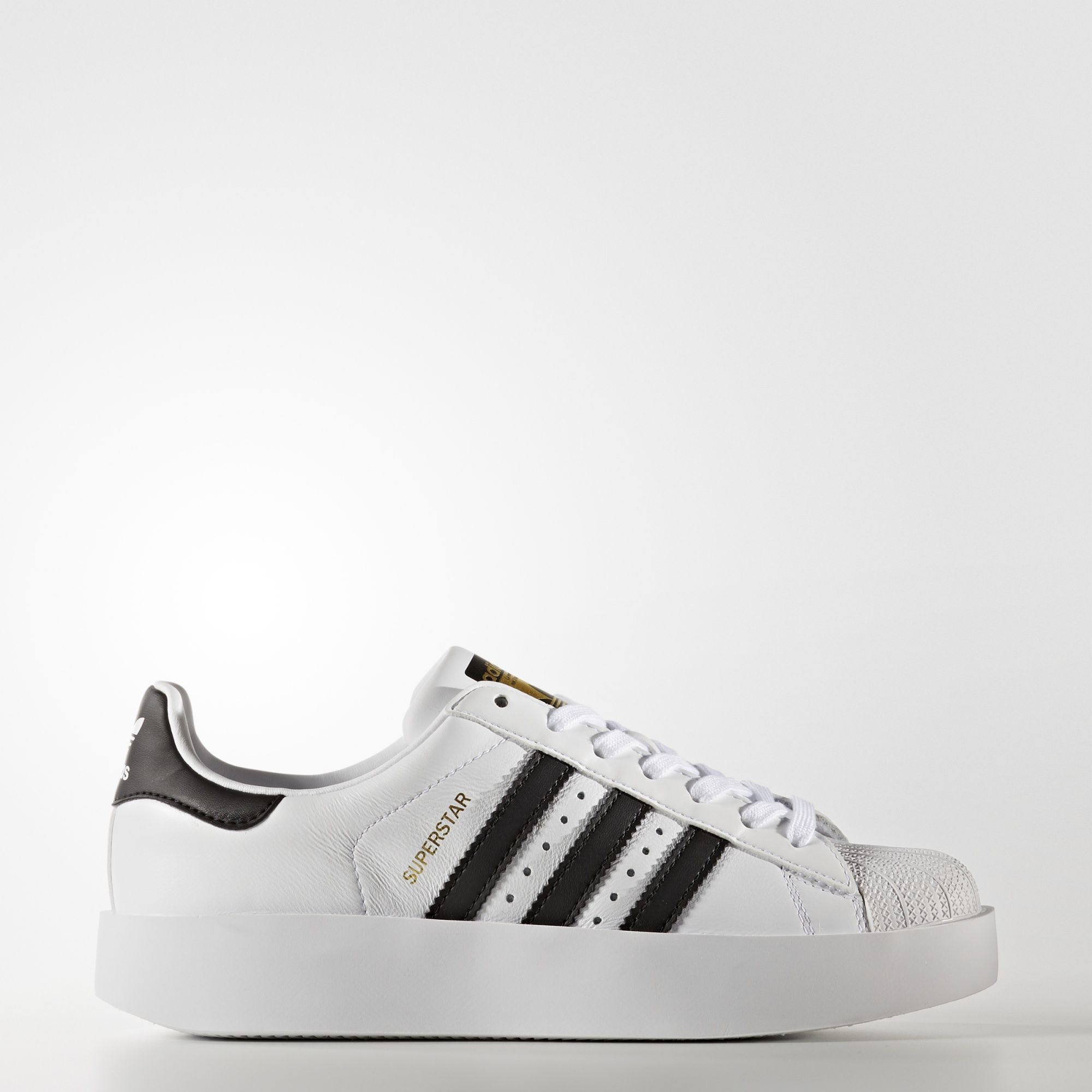 on sale a9d6e f0889 Discover ideas about Adidas Superstar. ADIDAS SUPERSTAR 2 PLATFORM UP EF  NERO-BIANCO - Donna MadeInSneakers - Scarpe Sneakers ...