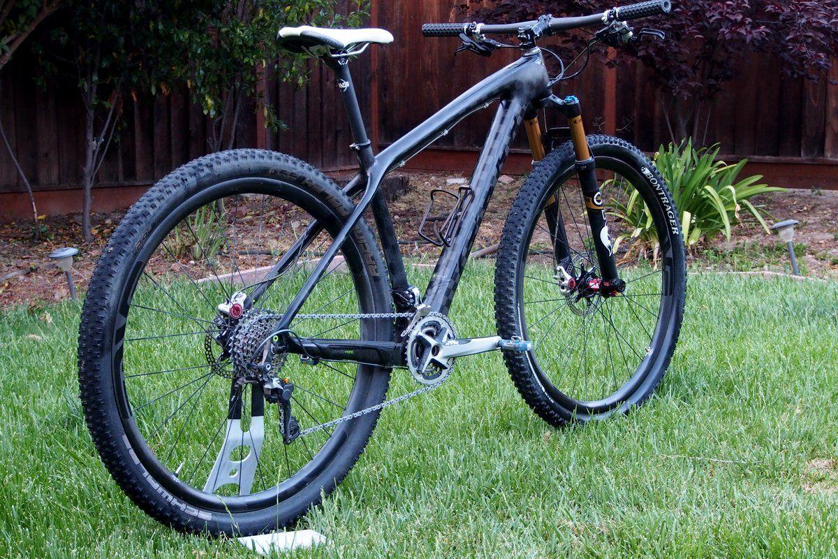 felt nine frd carbon hardtail 29er sick bike two wheels
