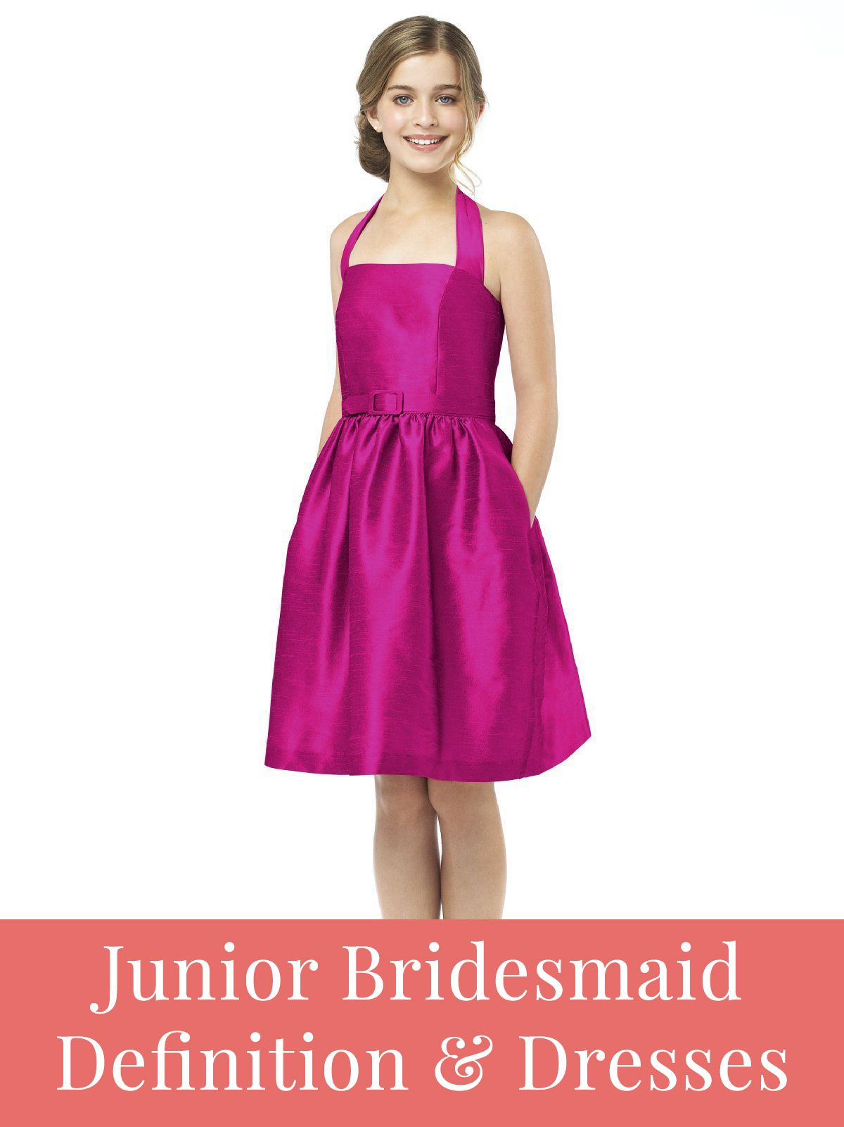 What is a Junior Bridesmaid?