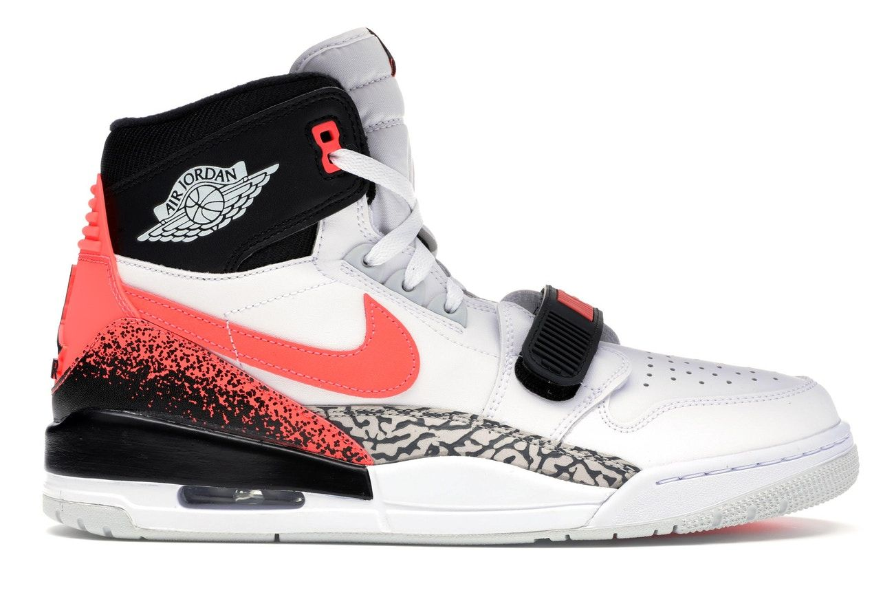 Jordan Legacy 312 Tech Challenge 2 Hot Lava in 2020 (With