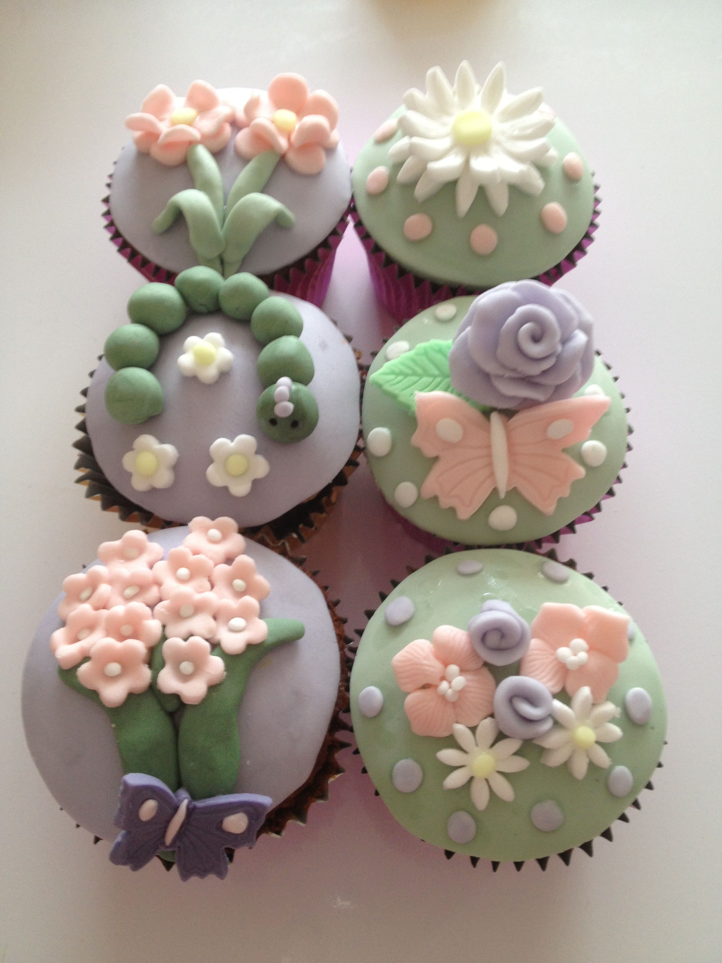 summer cupcakes and cupcake decorating classes | Summer ...