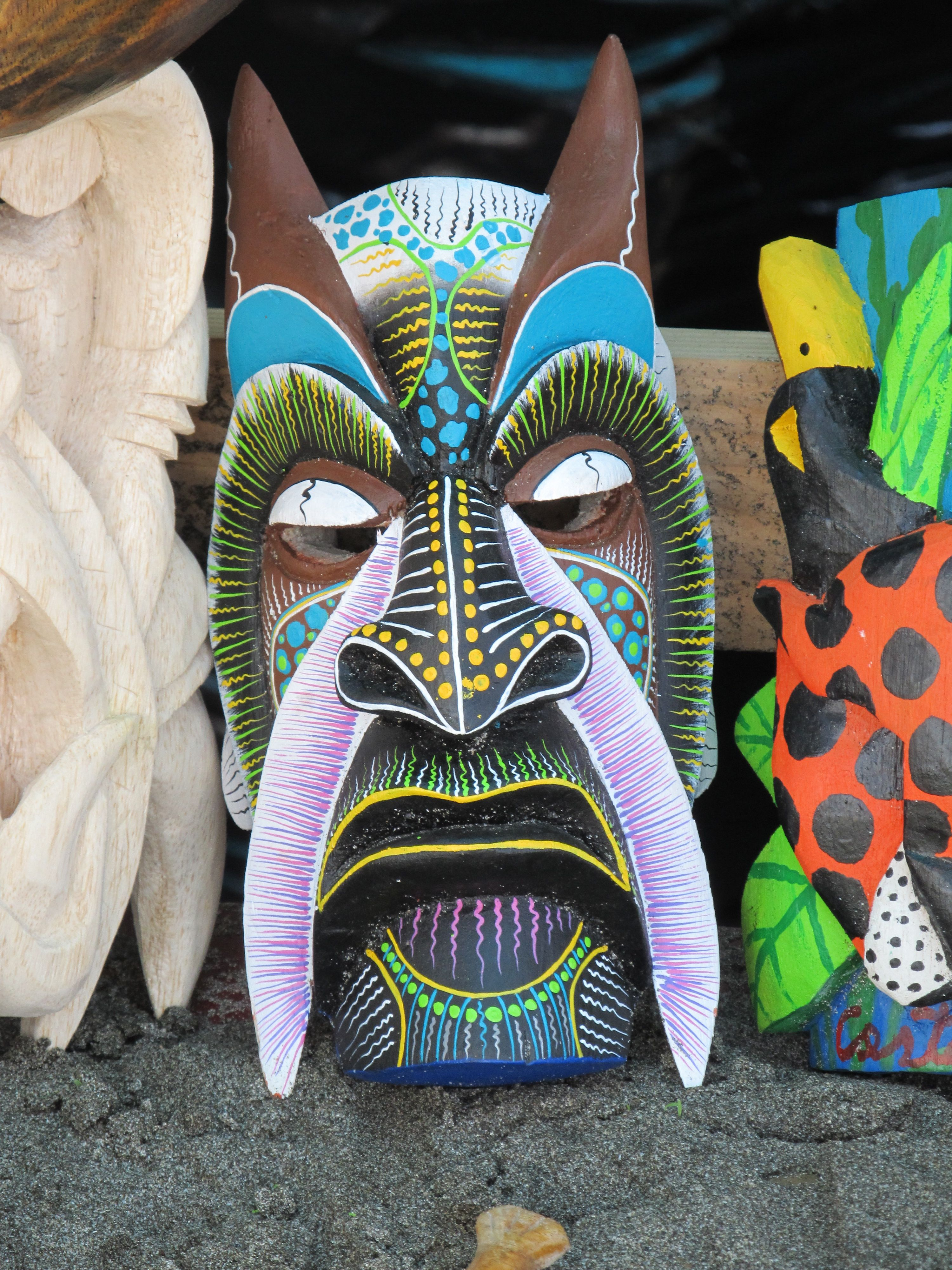Costa Rican Mask