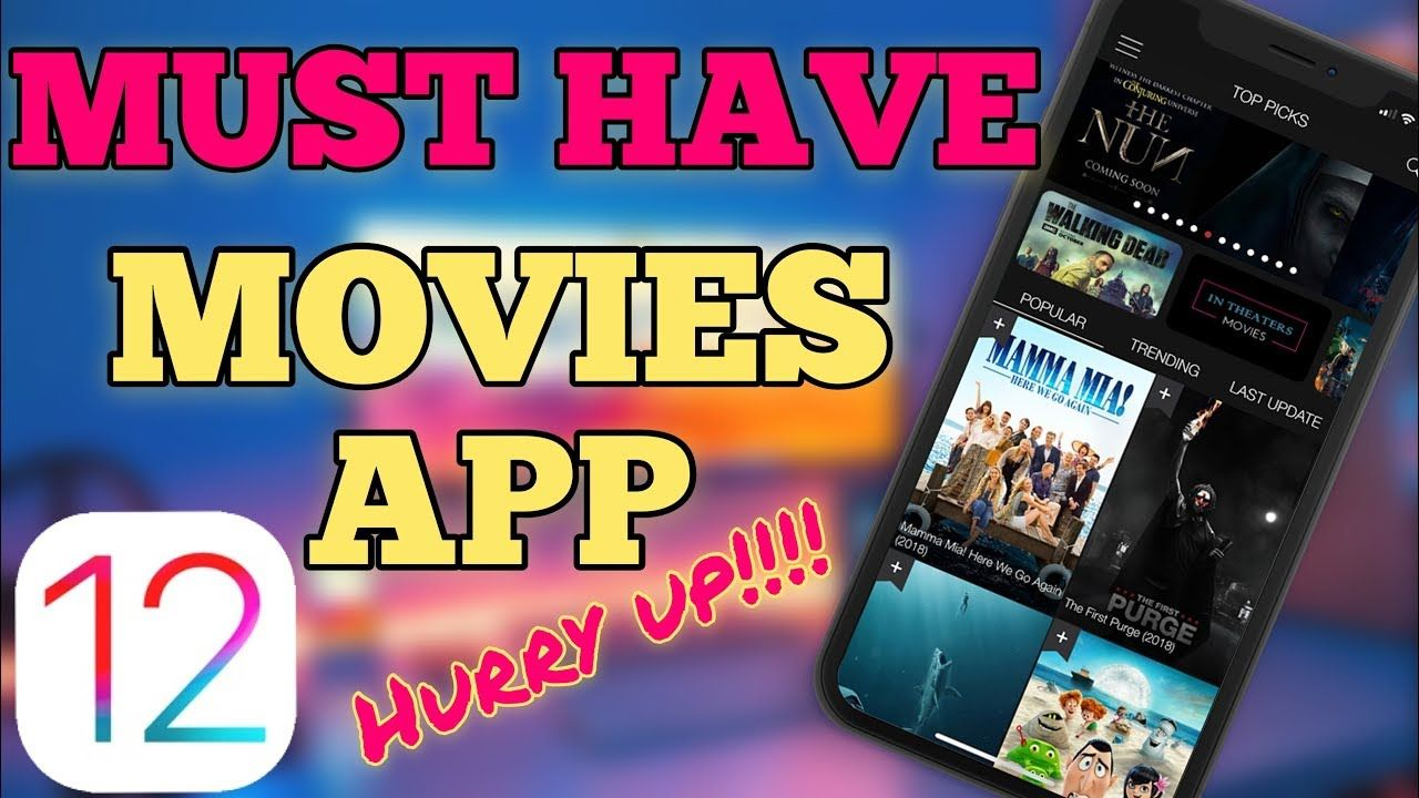 Best Movies App for iPhone | How to download movies in