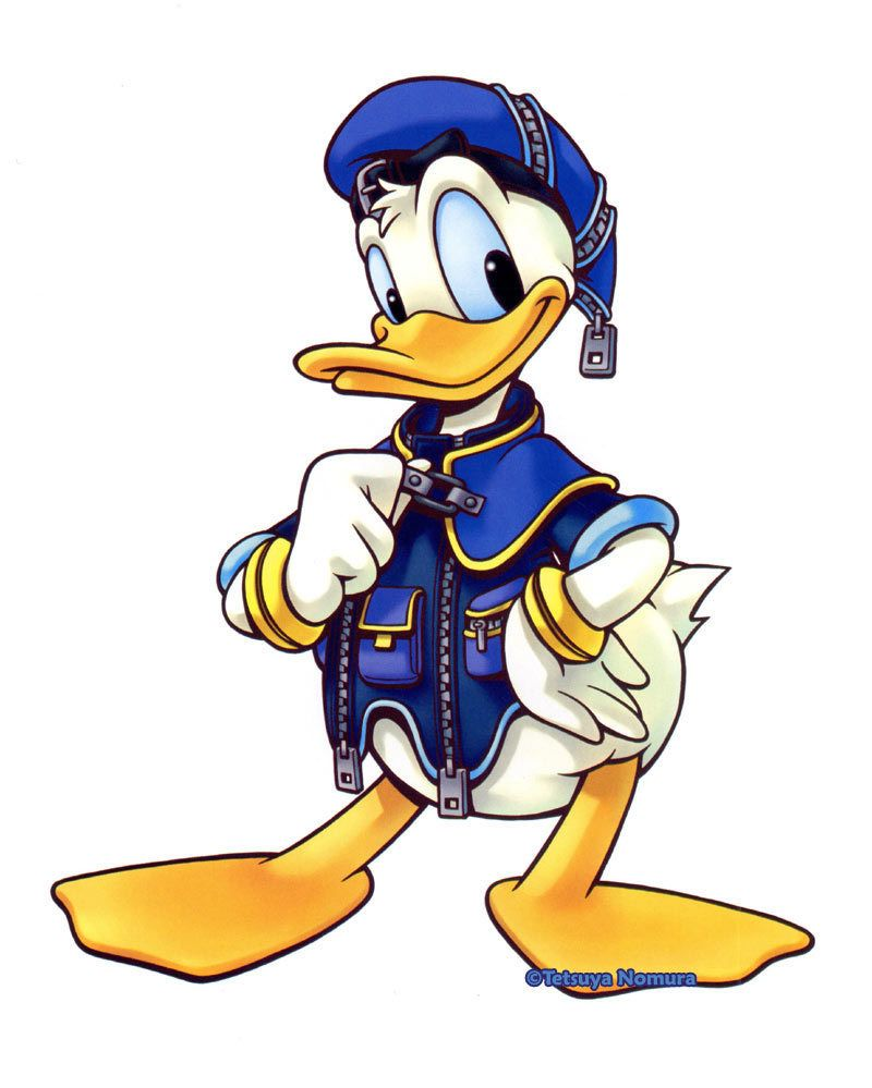 Donald Fauntleroy Duck or Donald Duck is a funny animal