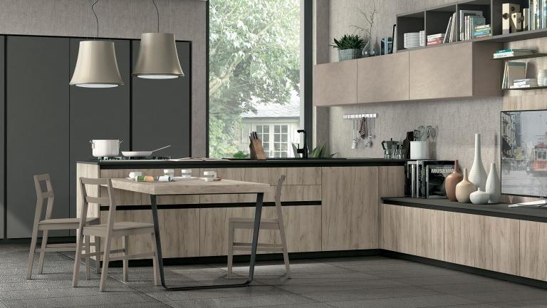 Essenza - Cucine Moderne - Cucine Lube | Idee per la cucina ...